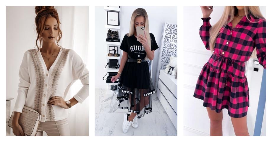 Style ubierania