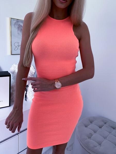sukienka bandeu