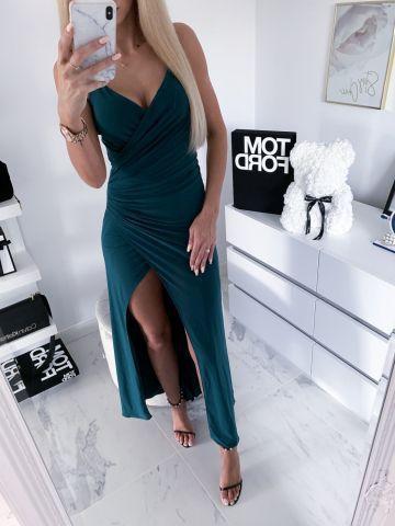 Sukienka Maxi Zieleń