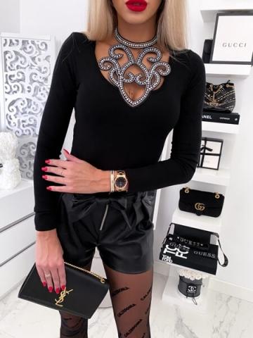 Czarna bluzka Kolia