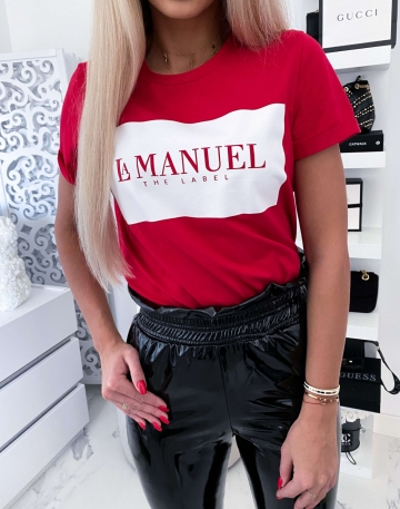 T-shirt RED LABEL