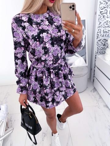 Sukienka LILI kwiatowy print