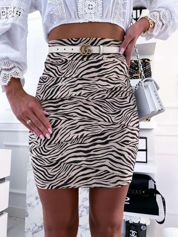Spódnica bandażowa zebra