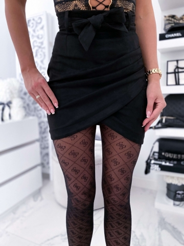 Spódnica Crazy czarna