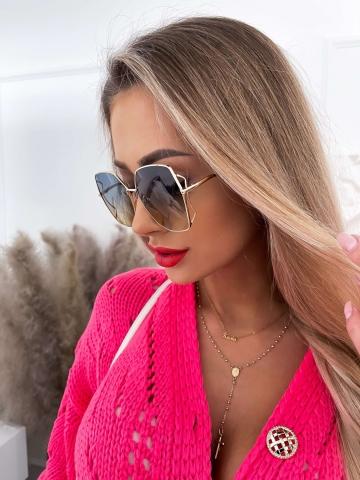 Okulary przeciwsłoneczne Blue Gold