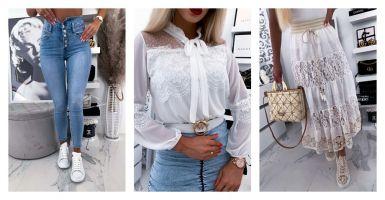 Jak się modnie ubrać - stylizacje 2020