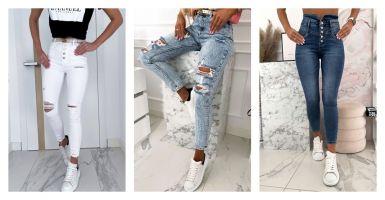 Jakie jeansy do jakiej figury? Znajdź swój fason!