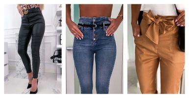 Jakie spodnie do botków na jesień 2021