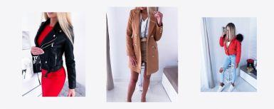 Kurtka czy płaszcz? Co wybrać by było ciepło i stylowo?