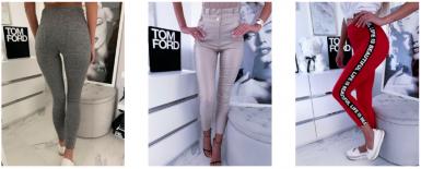 spodnie damskie camashopping